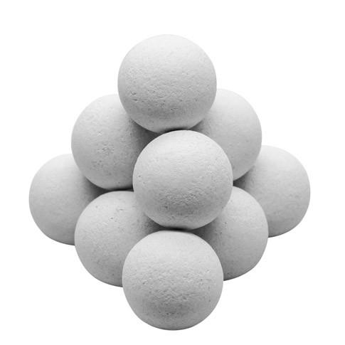 11 palline in sughero per calciobalilla