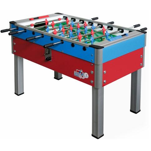 Comprare calciobalilla new camp rosso blu roberto sport