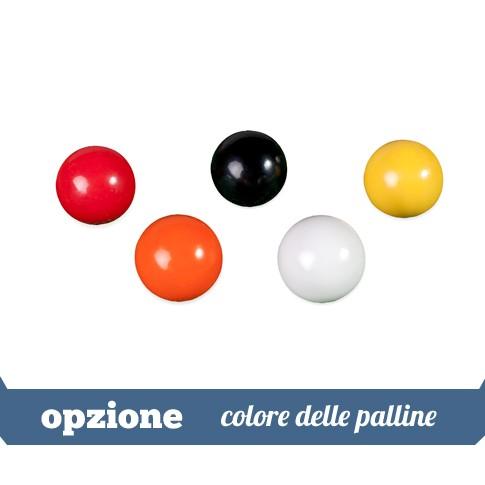 Opzione colori palline