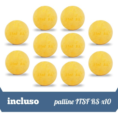 10 palline ITSF RS