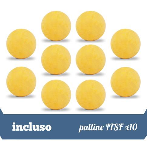 10 palline ITSF senza logo